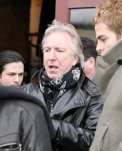 Alan Rickman karatasi la kupamba ukuta called Alan Rickman so hot