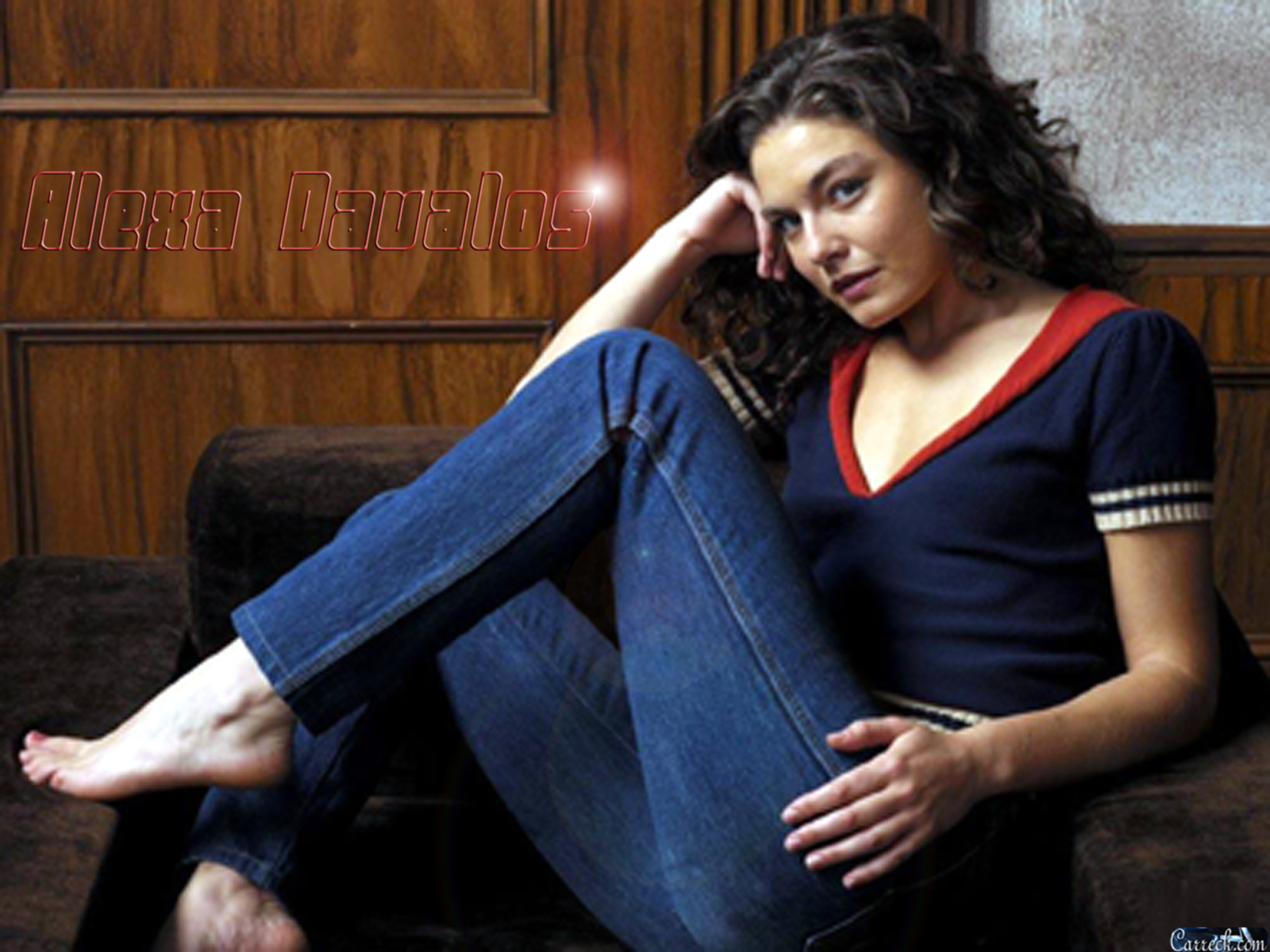 Watch Alexa Davalos video