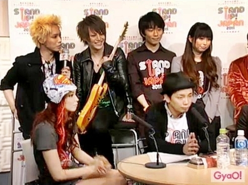Alice Nine at Stand Up Japan