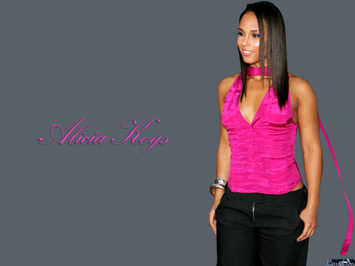 Alicia Keys wallpaper possibly with long trousers, a pantleg, and a well dressed person entitled Alicia Keys