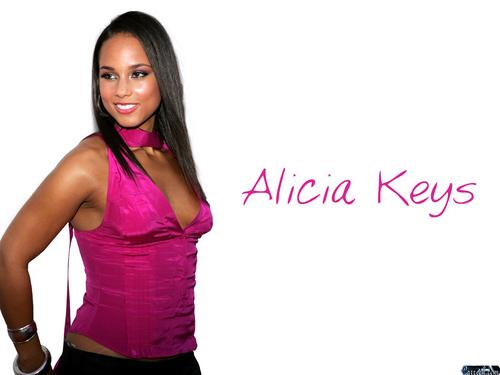 Alicia Keys wallpaper titled Alicia Keys