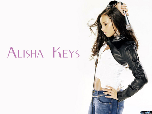 Alicia Keys wallpaper with bellbottom trousers titled Alicia Keys