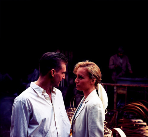 The English Patient fond d'écran called Almasy and Katharine