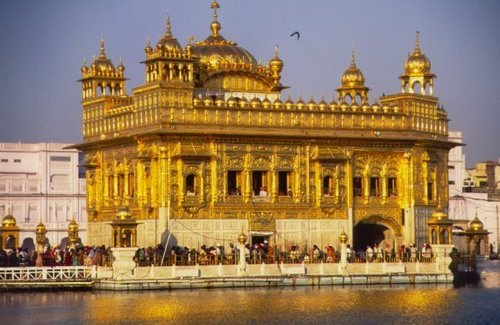Amritsar-Golden Temple - india Photo