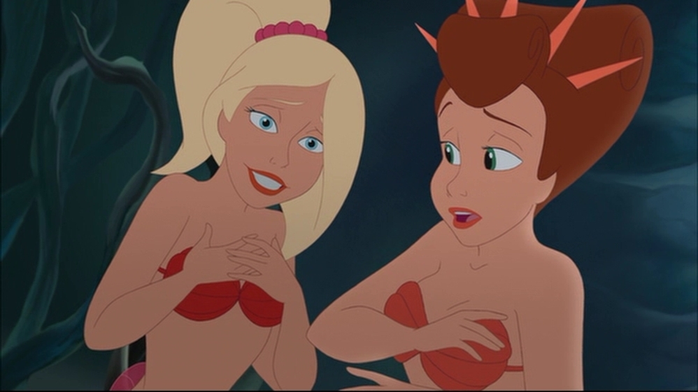 ariel and sisters sexy photos