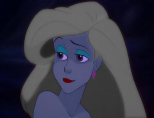 Ariel with Ursula's color scheme