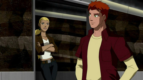 Artemis & Kid Flash