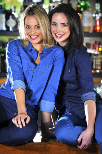 Ashleigh Brewer & Margot Robbie