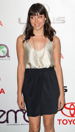 Aubrey @ 20th Annual Environmental Media Association Awards - 2010