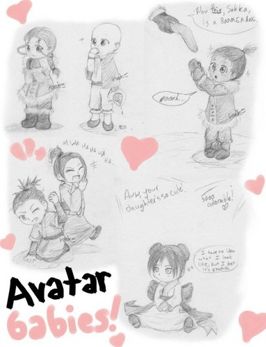 Avatar Toddlers