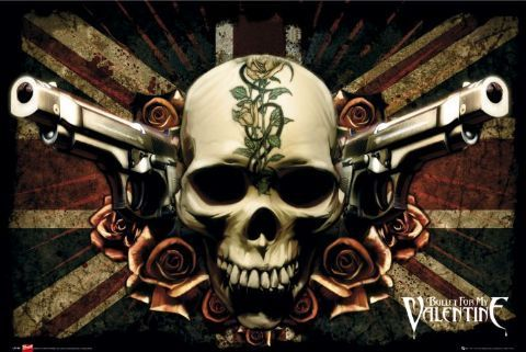 Bullet For My Valentine Images Bfmv Wallpaper And Background Photos