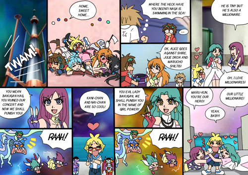 Bakugan Comic