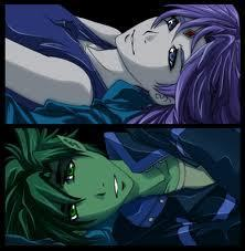 Teen Titans couples!!!! wallpaper with anime titled Beast Boy x Raven
