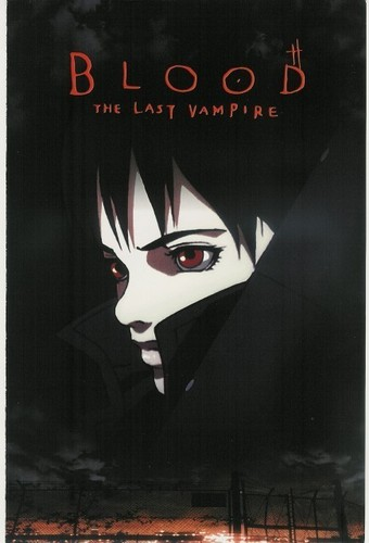 funkyrach01 wallpaper probably containing anime entitled Blood the Last Vampire