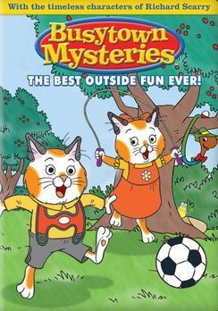 Busytown Mysteries: The Best Outside Fun Ever!