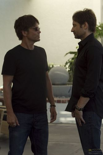 Californication Season 4 Promo Stills - 4x12 'And Justice For All'