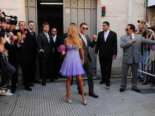 Casamento de Luisana e Michel no civil (31/03/2011)