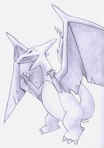 Charizard sketch