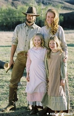 Charles, Caroline, Laura & Mary