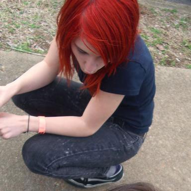 kirsche Red Hair