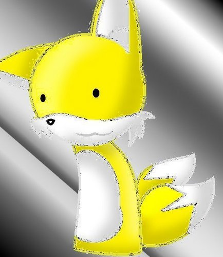 Чиби tails