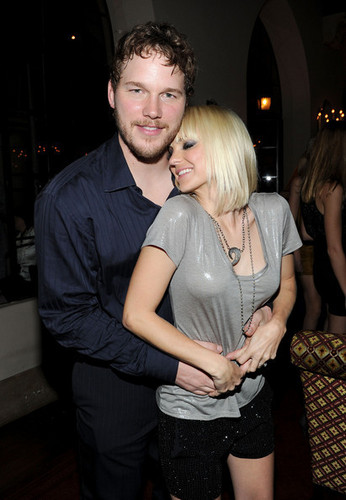 "Chris Pratt & Anna Faris @ 15th Annual ""GQ Men of the Year"" Party"