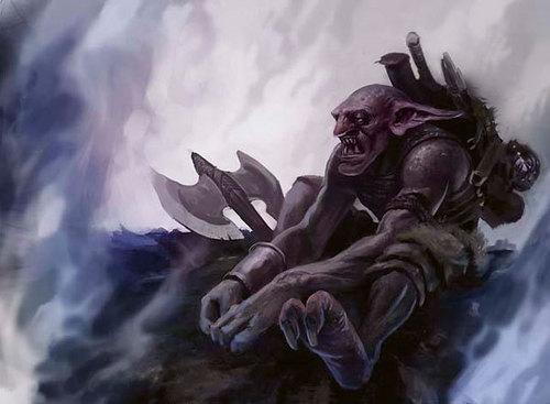 Cool Goblin