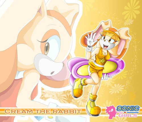 Cream Rabbit