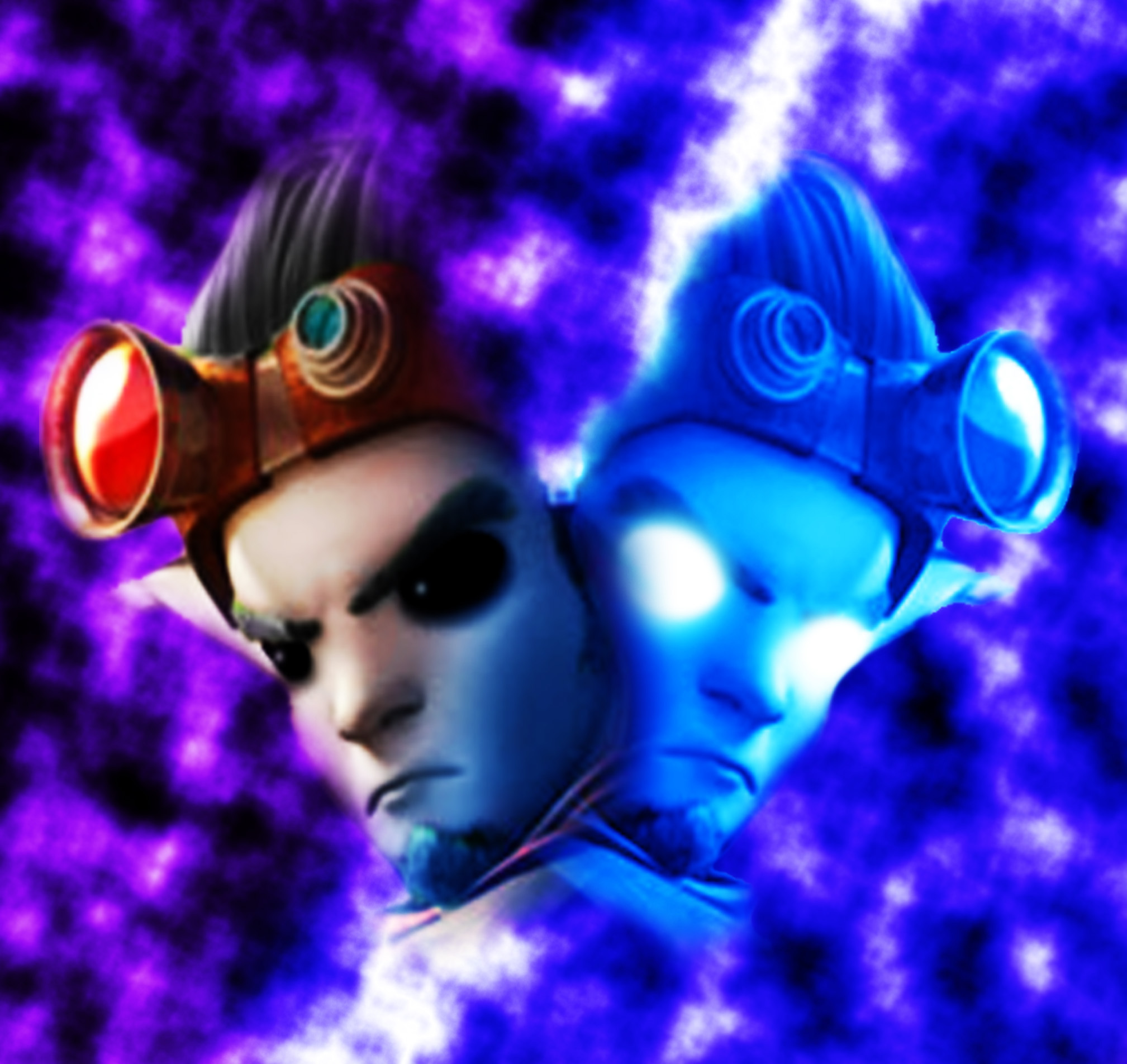 Dark Jak,Light Jak  Jak and Daxter Photo 20603298  Fanpop