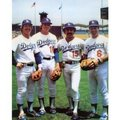 Dodger Infield (: - los-angeles-dodgers photo