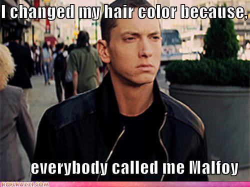 Draco Malfoy/Eminem