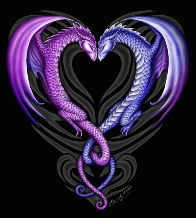 Dragon coração