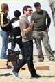 Elijah Wood: On the Set! - elijah-wood photo