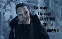Erik's happy?