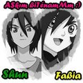 Fabia X Shun xD - fabia-sheen screencap