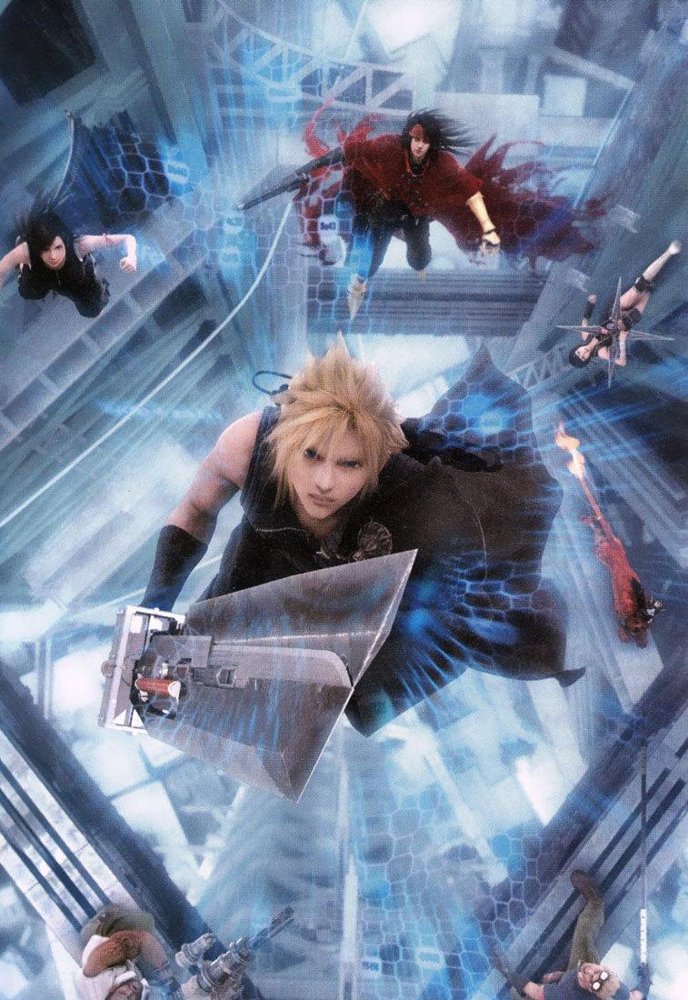 3D Hentai  Tifa  Final Fantasy VII  Redtube Free Double