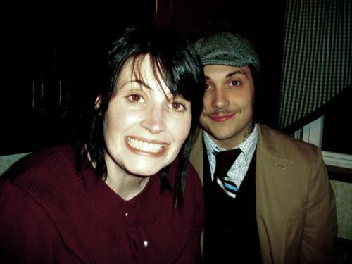 Frank and jamia
