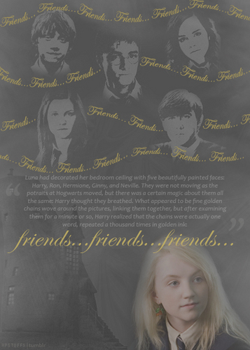Friends... Friends... vrienden