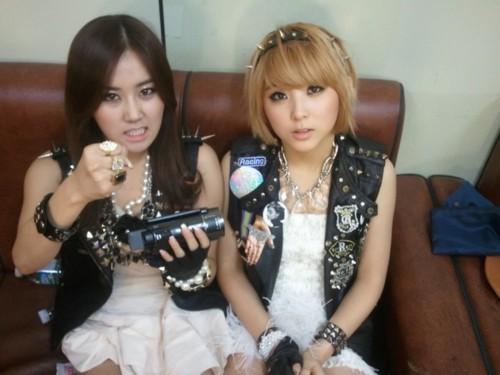 Gayoon & Sohyun