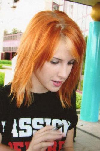Ginger Hair