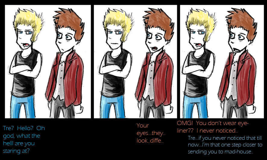 Green Day Funnies