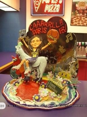 HAPPY 13 BIRTHDAY PARIS