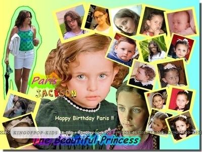 HAPPY 13TH BIRTHDAY PARIS - paris-jackson photo