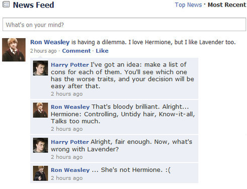 HP Funny - harry-potter-vs-twilight photo