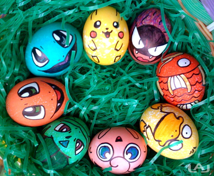 Happy Easter Pokmon Photo 20682851 Fanpop