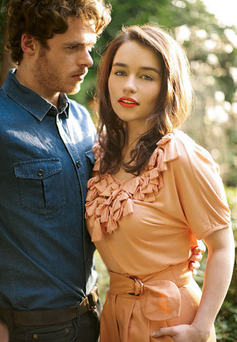 Emilia Clarke & Richard Madden