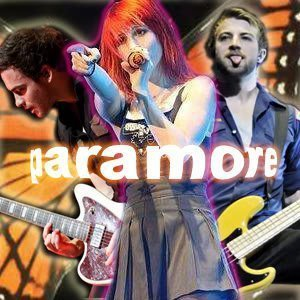 Hayley Williams and पैरामोर :)