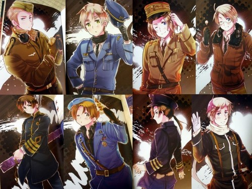 Hetalia Axis Powers - Incapacitalia Artestella