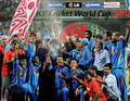 India - the World Champions! - suresh-raina photo