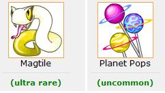 Interesting Items